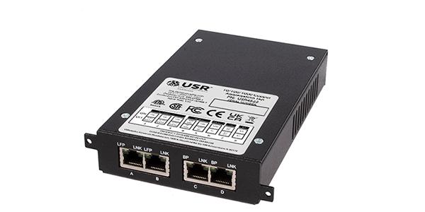 Gigabit Ethernet Aggregation TAP