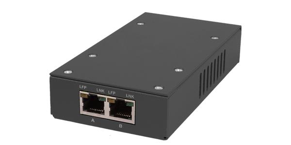 Portable Gigabit Ethernet Aggregation TAP (USB Monitoring)