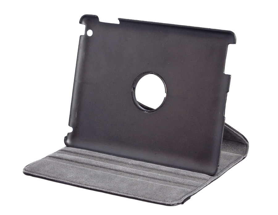 360° Rotating Folio Case & Stand for iPad 2/3/4