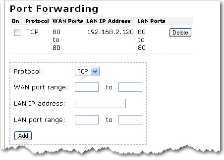 KnowCrazy com: Does port forwarding create security risk?