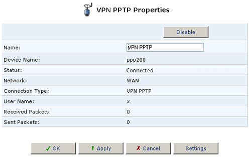 How to allow pptp vpn traffic through iptables firewall