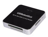 USB 3.0 All-in-One Card Reader/Writer